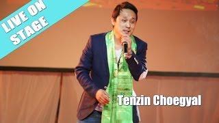 Tibetan song - Ngatso bhoe kyi drogpa - Live Concert f. Tenzin Choegya