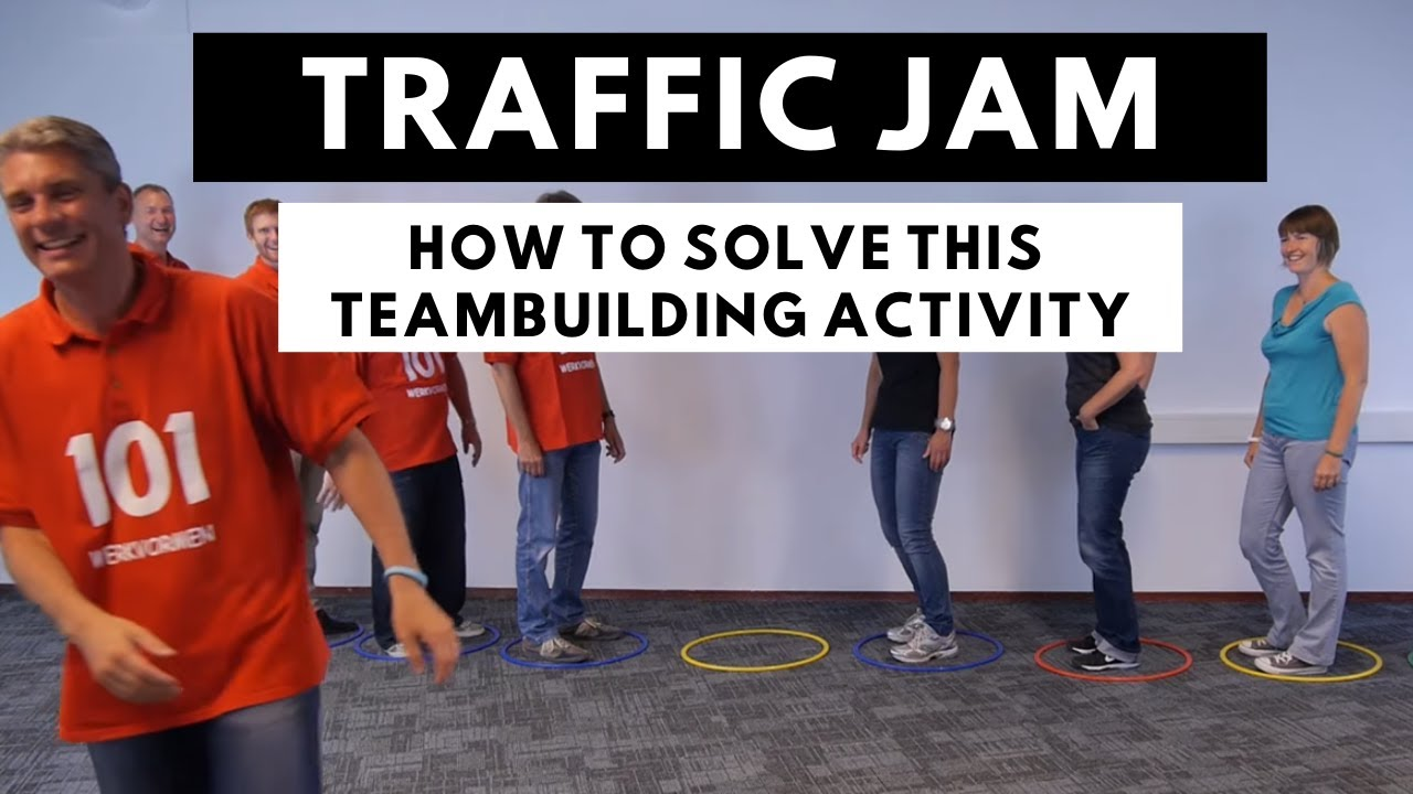 Simple Team Building Activities