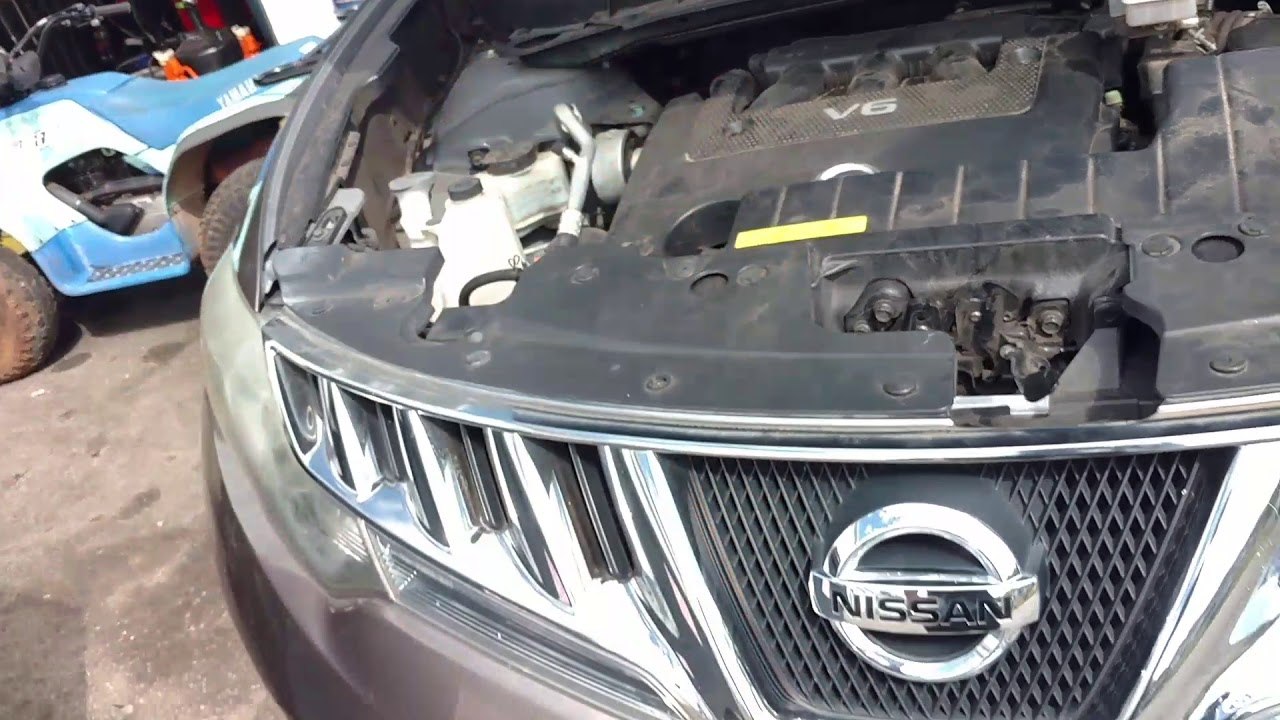 2007 nissan murano transmission replacement cost
