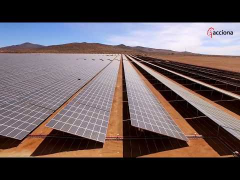 Así se construyó la mayor planta fotovoltaica de Latinoamérica: El Romero Solar | ACCIONA