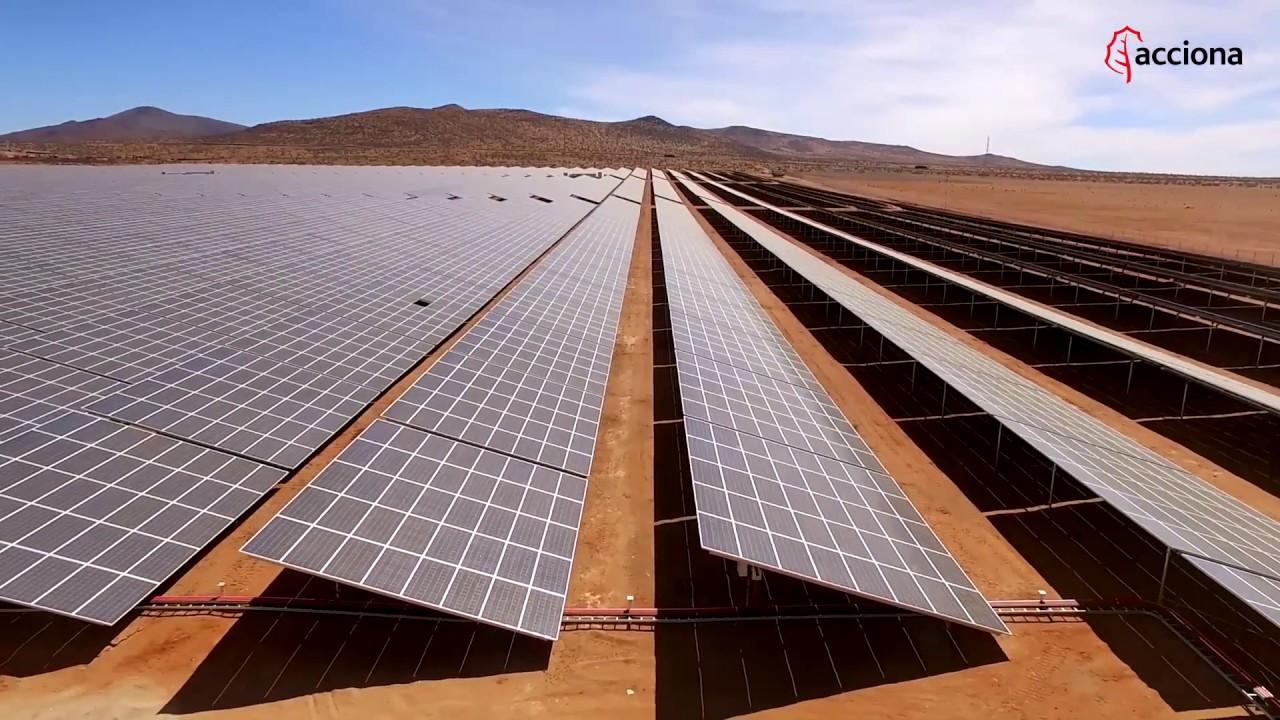 Planta Fotovoltaica El Romero Solar | ACCIONA
