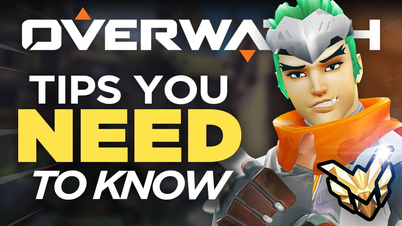 Best 6 Heroes To Solo Carry Bronze To Diamond Overwatch Guide Youtube