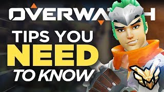 Top 10 Important Tips No One Talks About! - Overwatch Guide