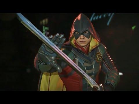 Injustice 2 - Batman vs Robin