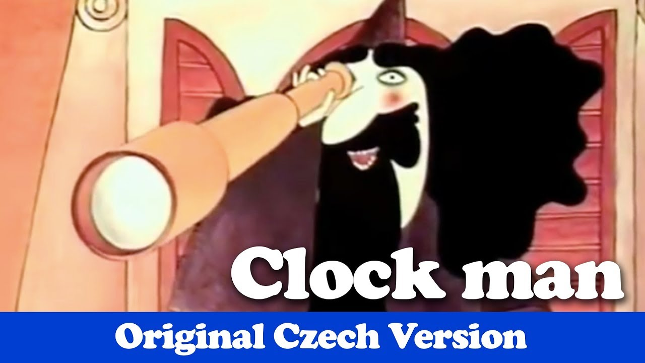 O Parádivé Sally / Pinwheel Clockman (Original Czech version - English Subtitles) - 1976