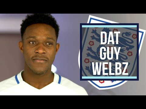 What does Welbeck think of the new England kit?