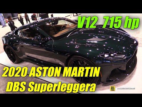 2020 Aston Martin DBS Superleggera - Exterior Walkaround - 2020 Chicago Auto Show