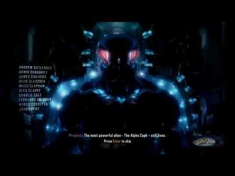 Crysis 3 - Cinematic Intro