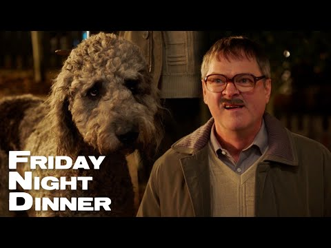 Meet Jim's New Dog: Milson   Friday Night Dinner