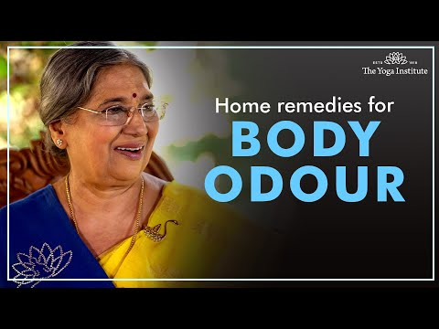 Natural home remedies for body odour | Dr. Hansaji Yogendra