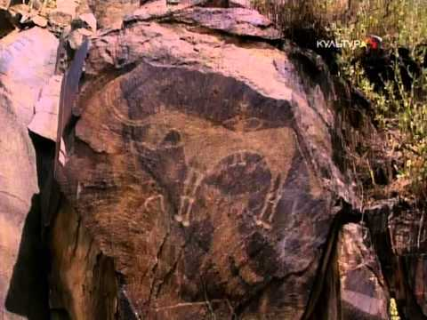 видео: Гробница алтайского скифа