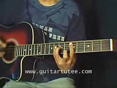 Loving You (of Paolo Nutini, by www.guitartutee.com)