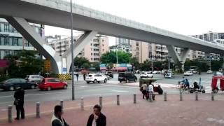 Метро в Китае.  Второй этаж. Алексей Заводчиков. Проект ИСКАНДЕР
