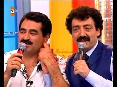 İbrahim Tatlıses Müslüm Baba  Fırat Türküsü (İbo Show)