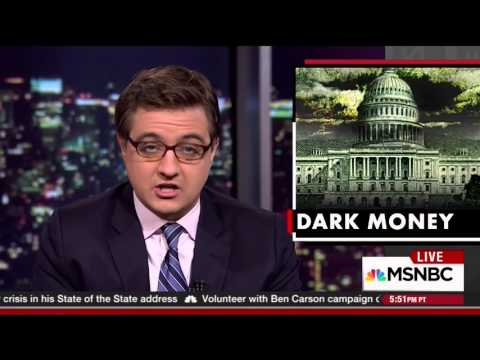 Part I: Jane Mayer interview with Chris Hayes on Dark Money