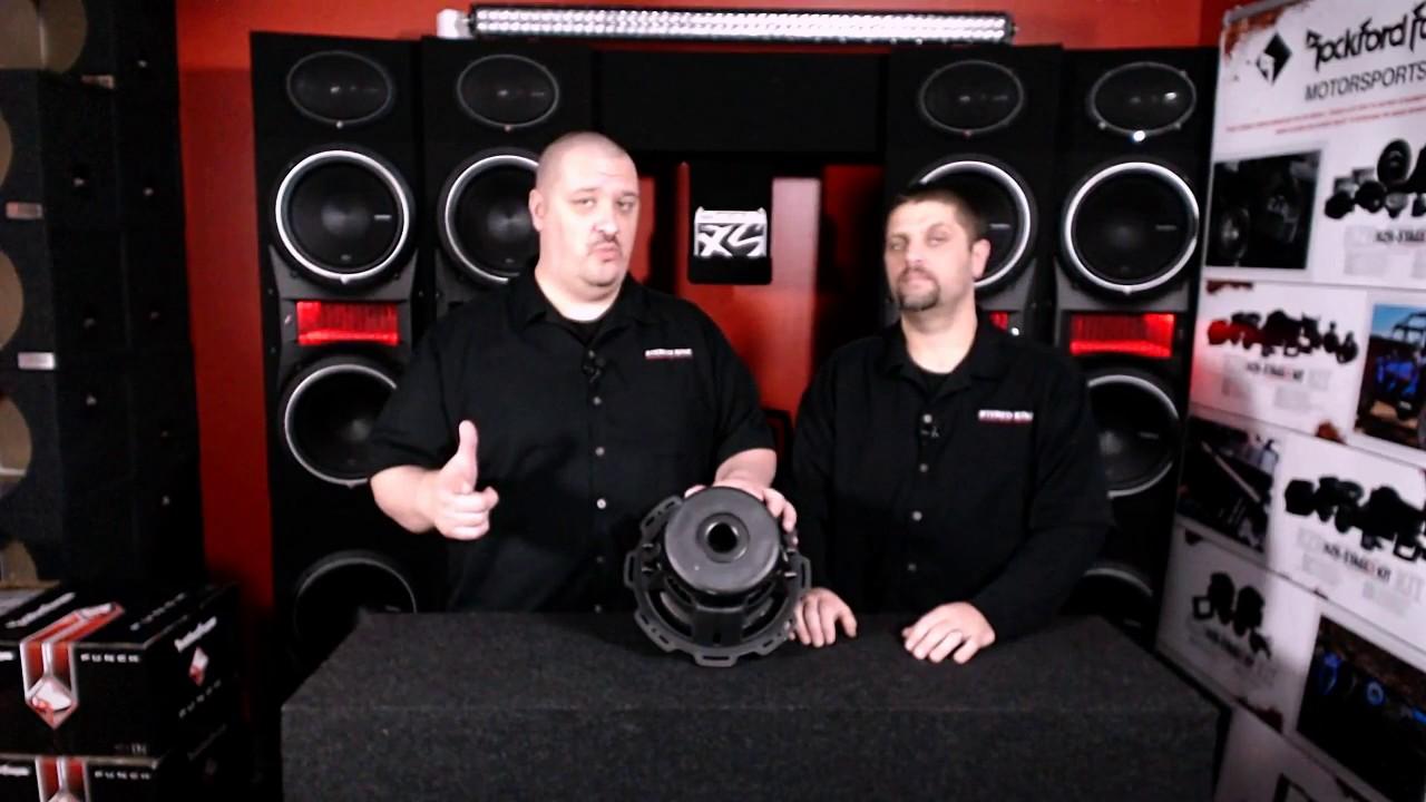 single vs dual voice coil speakers youtube. Black Bedroom Furniture Sets. Home Design Ideas