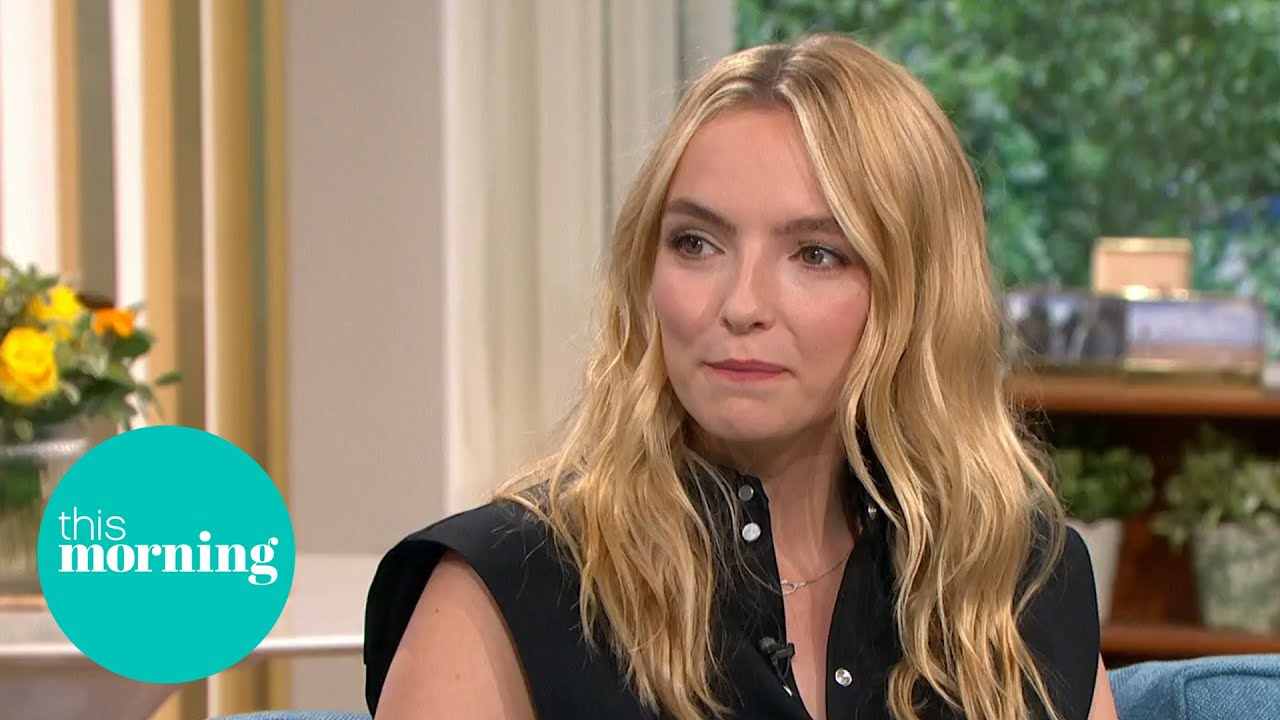 Download Jodie Comer Gets Emotional About Killing Eve Final Season | This Morning