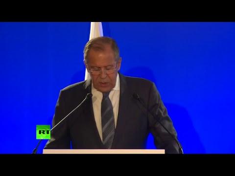 Conférence de presse de Jean-Yves Le Drian et Sergueï Lavrov (Direct du 6.07)
