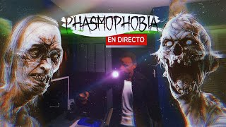Phasmophobia en Directo *Dificultad Profesional* (LVL 133) | iTownGamePlay