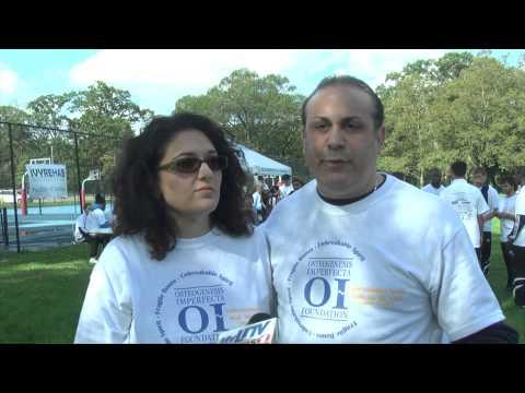 Unbreakable Spirit: Walking to Bring Awareness To Osteogenesis Imperfecta