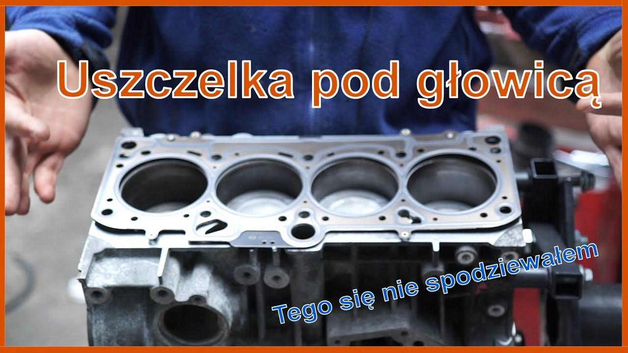 Wymiana Uszczelki Pod Głowicą Audi 16 Sr Youtube