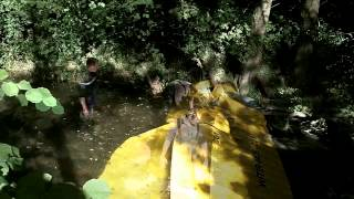 point d'aspiration deci rivière watergate sdis haute savoie