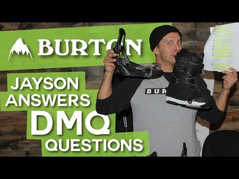 2018 Burton Step On System Q&A - TheHouse.com