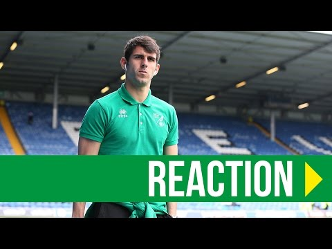 Leeds United 3-3 Norwich City: Nelson Oliveira Reaction