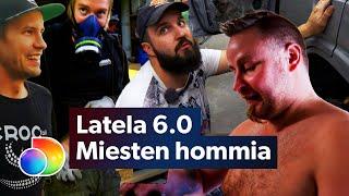 Latela 6.0 | Miehiä töissä - kauneimmat hetket | discovery+ Suomi