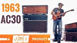 the ultimate amp break up 1963 vox ac30