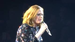 Download Adele - All I Ask, Birmingham NEC Genting Arena, April 2nd 2016 (sound failure)