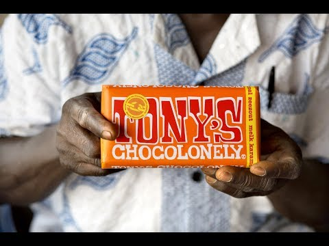 How Tony's Chocolonely is challenging child slavery in the cocoa industry
