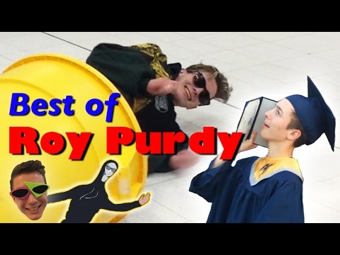 Roy Purdy | Best Of 2016