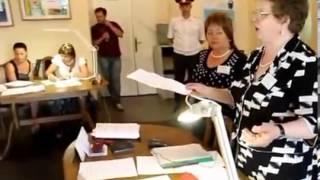 Фальшивка об ''інструкції Голоси спостерігачам'' на виборах мера р. Красноярська 10.06.12