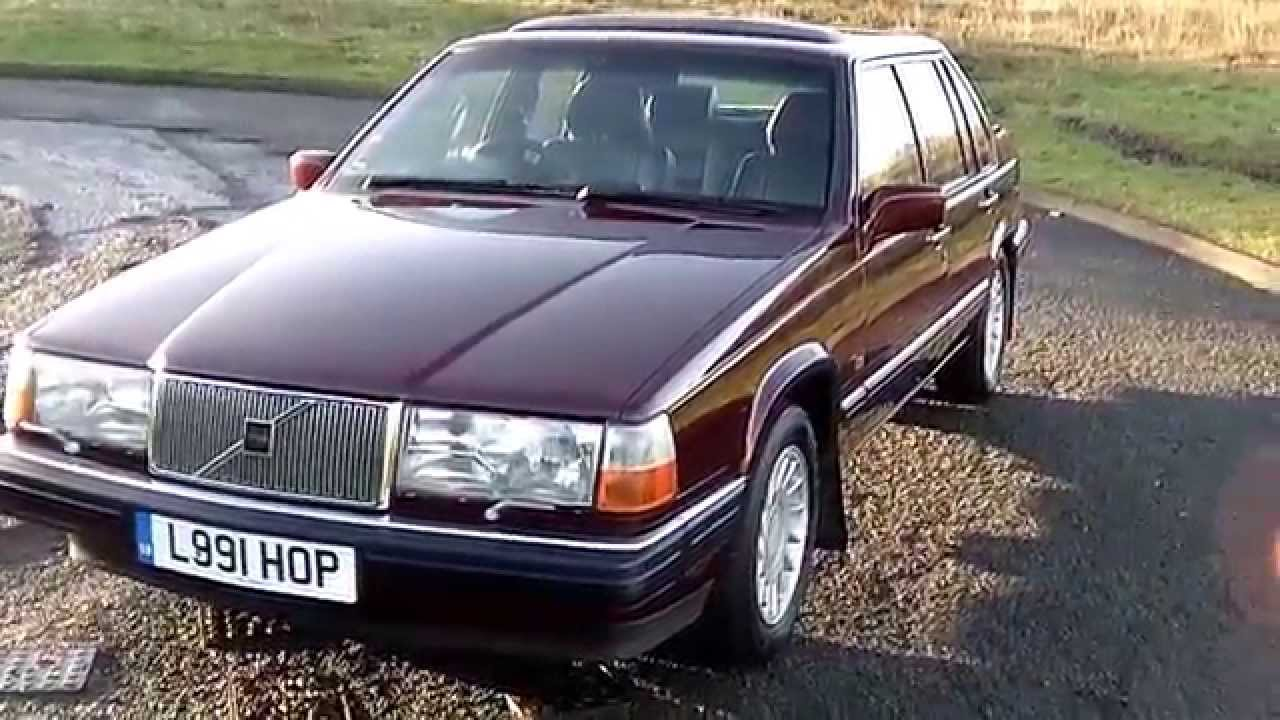 """www.bennetscars.co.uk Classic Car 1993 Volvo 960 Exec Auto """"Superb"""" 64k NOW SOLD - YouTube"""