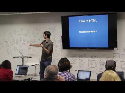 Foundation Meetup: Web Development 101