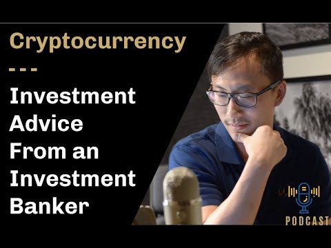 Should Real Investors Take Another Look at Cryptocurrency #forex (Podcast)