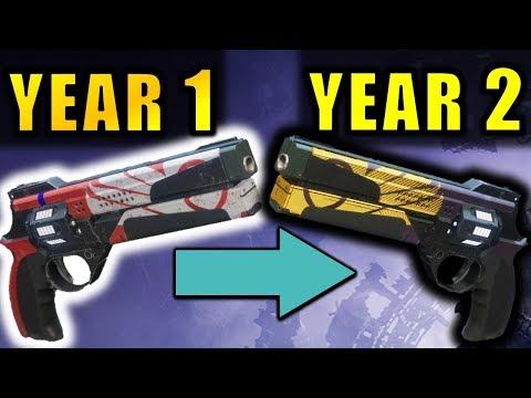 Destiny 2: ALL WEAPON CHANGES Coming in Forsaken! thumbnail