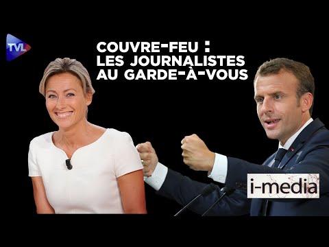 I-Média n°318 – Couvre-feu : les journalistes au garde-à-vous