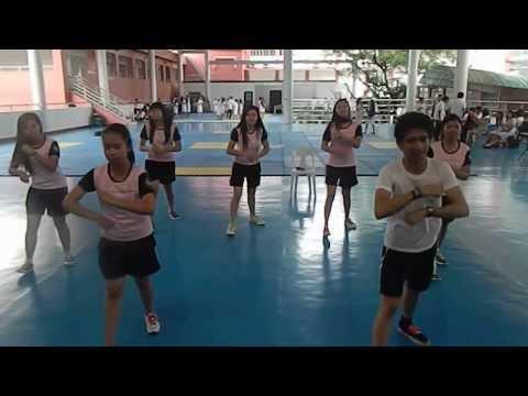 Group 1 Aerobic Dance  Moves Like Jagger