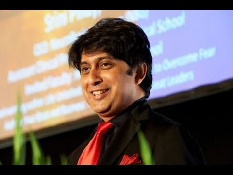 Dr. Srini Pillay: How to Conquer Fear, Overcome Anxiety, & Eat Bacon