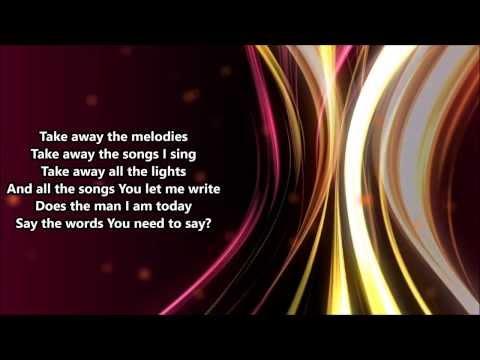 JJ Weeks Band - Let Them See You ~Lyrics