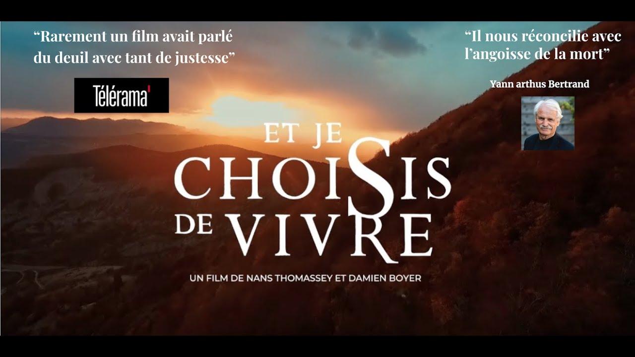 """BANDE ANNONCE """"Et Je Choisis de Vivre"""""""
