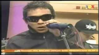 LANGSUYR - Mata Ayer (live @ M.H.I TV3)