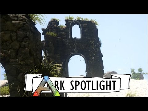 SEARCHING FOR RUINS :: The Island Ruins Locations :: Ark Patch 243 Ruins Spotlight :: UniteTheClans