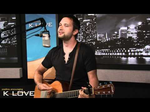 "K-LOVE - Brandon Heath ""Your Love"" LIVE"