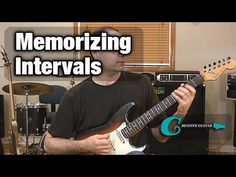 EAR TRAINING - Level 1: Memorizing Intervals