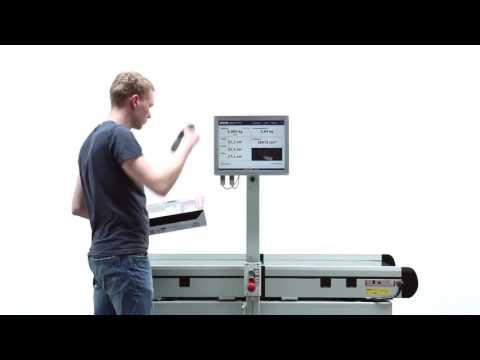 BOSCHE - Volume measurement system VGM