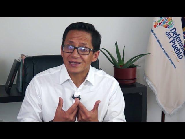 Dr. Freddy Carrión Intriago DPE elegido presidente de GANHRI - Informativo