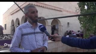 اجتماع لمجموعة من العشائر أهمها النعيم وشمر والحديدون في ريف حلب الشمالي
